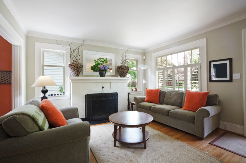 Home Decorating Think Simple You Clean Adorable Clean Living Room